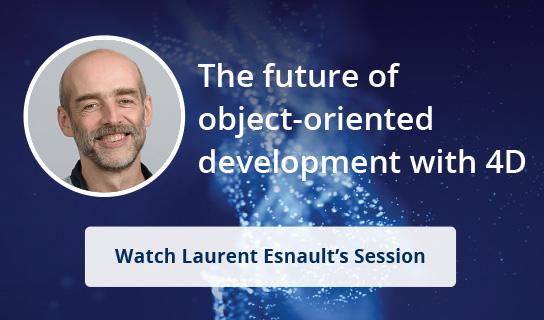 Framtiden för objektorienterad utveckling med 4D