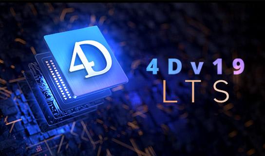 4D v19 tar skapandet av företagsprogram till nya höjder