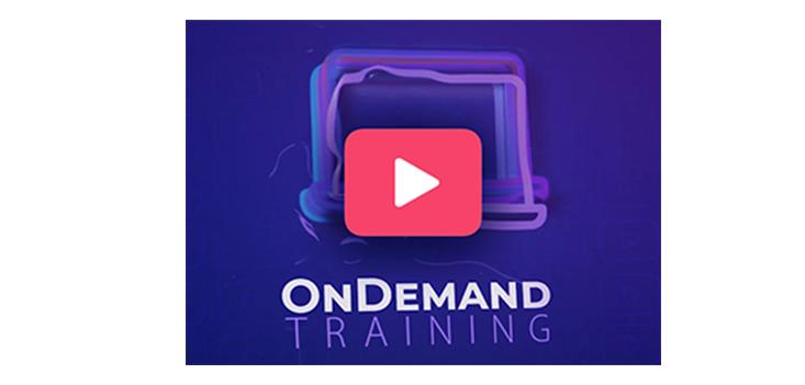 On Demand Training: ett nytt sätt att lära sig!